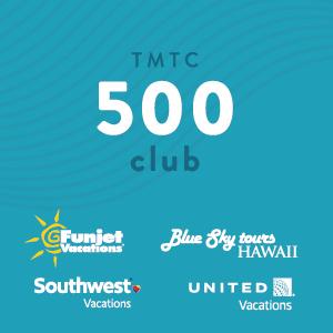 500 Club Agent Award